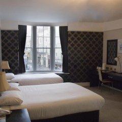 Queens Hotel 3* Стандартный номер с разными типами кроватей