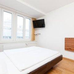 Отель Swiss Star Guesthouse Oerlikon Цюрих комната для гостей фото 4