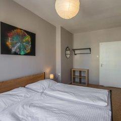 Отель Ahoy! NewTown Стандартный номер с различными типами кроватей фото 3