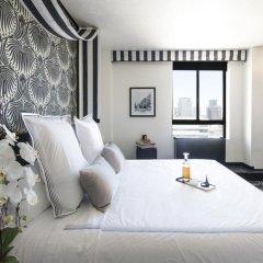 The Mayfair Hotel Los Angeles 3* Номер Делюкс с различными типами кроватей фото 2