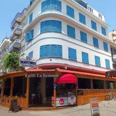 Отель Mavi Inci Park Otel городской автобус