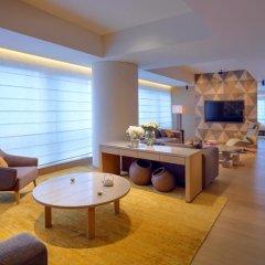 Отель Park Hyatt Guangzhou 5* Представительский люкс с различными типами кроватей фото 2