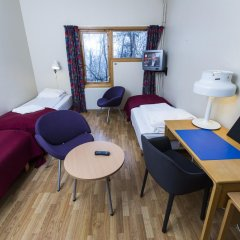 Sydspissen Hotel 3* Стандартный номер с различными типами кроватей фото 7