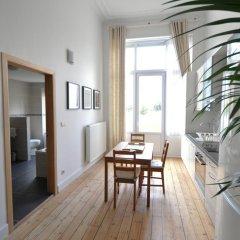 Отель Urban Suites Brussels EU Люкс с различными типами кроватей