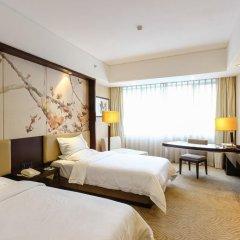 Guangdong Yingbin Hotel 4* Улучшенный номер с 2 отдельными кроватями фото 3