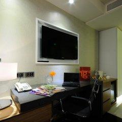 Отель Citrus Sukhumvit 13 by Compass Hospitality 3* Представительский номер с различными типами кроватей фото 2