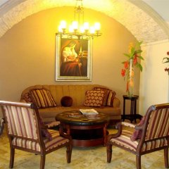 Hotel Gran Mediterraneo интерьер отеля