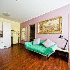 Отель Aparthotel Autosole Riga 4* Студия с 2 отдельными кроватями фото 2