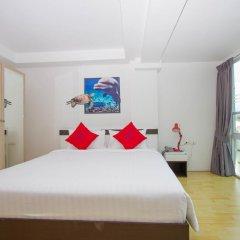 Отель Rang Hill Residence 4* Улучшенный номер с 2 отдельными кроватями фото 5