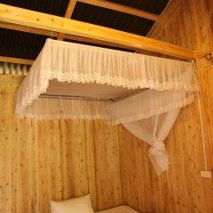 Отель Tavan Ecologic Homestay Бунгало с различными типами кроватей фото 4
