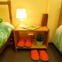 Гостиница Хостел Вельвет в Миассе 1 отзыв об отеле, цены и фото номеров - забронировать гостиницу Хостел Вельвет онлайн Миасс комната для гостей фото 3