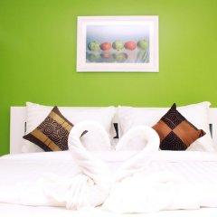 Отель The Frutta Boutique Patong Beach 3* Стандартный номер с двуспальной кроватью фото 5