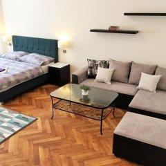 Апартаменты Janalex Apartments Wenceslas Square комната для гостей фото 5