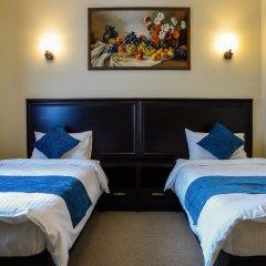 Гостиница Кауфман 3* Улучшенный номер разные типы кроватей фото 8