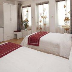 Hanoi Holiday Diamond Hotel 3* Номер Делюкс с различными типами кроватей фото 4