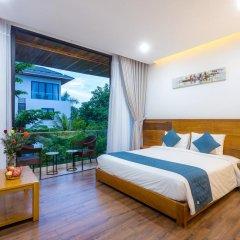 Отель Aquarium Villa 2* Стандартный номер с различными типами кроватей фото 9
