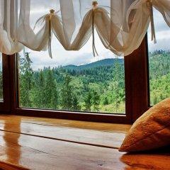 Art Hotel Vykrutasy 3* Люкс с различными типами кроватей фото 3