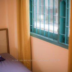 The Sibling Hostel Бангкок комната для гостей фото 5