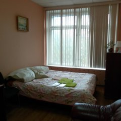 Мини-Отель Ю-Порт Номер Эконом разные типы кроватей фото 9