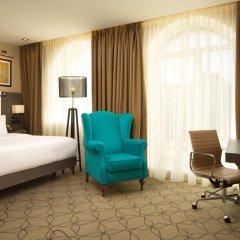 Гостиница DoubleTree by Hilton Kazan City Center 4* Стандартный номер с двуспальной кроватью