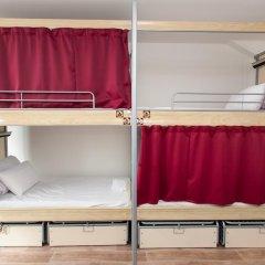 St Christopher's Inn Gare Du Nord - Hostel Кровать в общем номере с двухъярусной кроватью фото 6