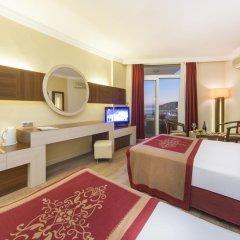 Отель Beach Club Doganay - All Inclusive 5* Стандартный номер с различными типами кроватей фото 6