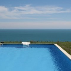 Отель BlackSeaRama Private Villa 102 Болгария, Балчик - отзывы, цены и фото номеров - забронировать отель BlackSeaRama Private Villa 102 онлайн бассейн фото 3
