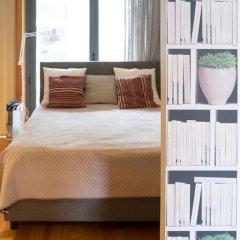 Отель Casas do Teatro Студия разные типы кроватей фото 12