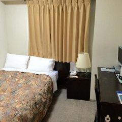 Отель Crown hills Toyama 2* Стандартный номер фото 4