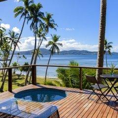 Отель The Remote Resort, Fiji Islands 4* Вилла с различными типами кроватей фото 6