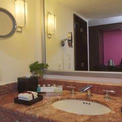 Отель Reflect Krystal Grand Cancun Улучшенный номер с различными типами кроватей фото 22