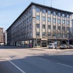 Апартаменты Rotalia Apartments парковка