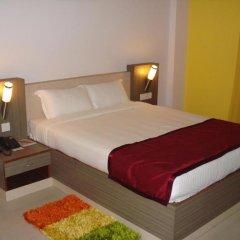 Отель Colva Kinara Индия, Гоа - 3 отзыва об отеле, цены и фото номеров - забронировать отель Colva Kinara онлайн комната для гостей фото 5