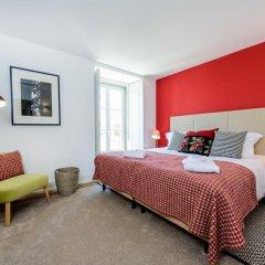Отель Martinhal Lisbon Chiado Family Suites 5* Апартаменты с различными типами кроватей фото 2