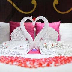 Отель Aquamarine Resort & Villa 4* Вилла с различными типами кроватей фото 9