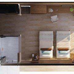 Отель Nirvana Lagoon Villas Suites & Spa 5* Улучшенный номер с различными типами кроватей фото 5