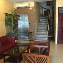 Saigon Pearl Hotel - Pham Hung сауна