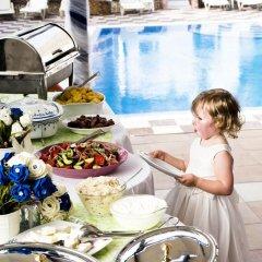 Отель Anezina Villas Греция, Остров Санторини - отзывы, цены и фото номеров - забронировать отель Anezina Villas онлайн бассейн