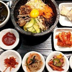 Отель N Fourseason Hotel Myeongdong Южная Корея, Сеул - отзывы, цены и фото номеров - забронировать отель N Fourseason Hotel Myeongdong онлайн питание