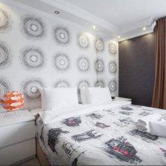 Отель Defne Suites Апартаменты с различными типами кроватей фото 22