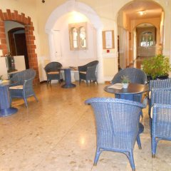 Отель Marbella Испания, Курорт Росес - отзывы, цены и фото номеров - забронировать отель Marbella онлайн интерьер отеля