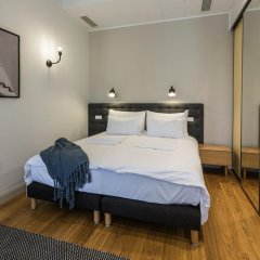 Апартаменты Riga Lux Apartments - Skolas комната для гостей фото 5