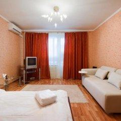 Апартаменты LikeHome Апартаменты Полянка Студия Делюкс с разными типами кроватей фото 12