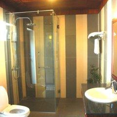 Отель Hoi An Garden Villas 3* Улучшенный номер с различными типами кроватей фото 5