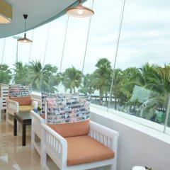 A-One The Royal Cruise Hotel Pattaya балкон