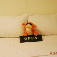 Star Hostel Myeongdong Ing в номере