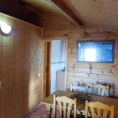 Отель Camping Ruta del Purche Сьерра-Невада комната для гостей фото 3
