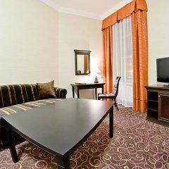 Гостиница Alfavito Kyiv 4* Стандартный номер с различными типами кроватей фото 2