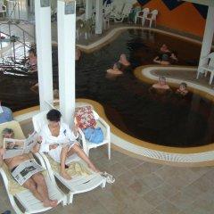 Hunguest Hotel Béke бассейн