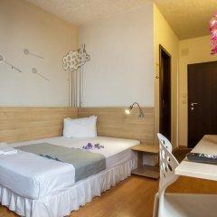 Art Hotel Simona 3* Стандартный номер с разными типами кроватей фото 11